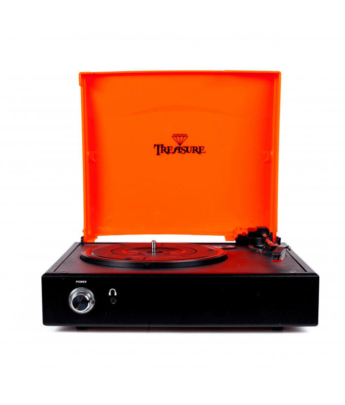 Vitrola Treasure orange (6)