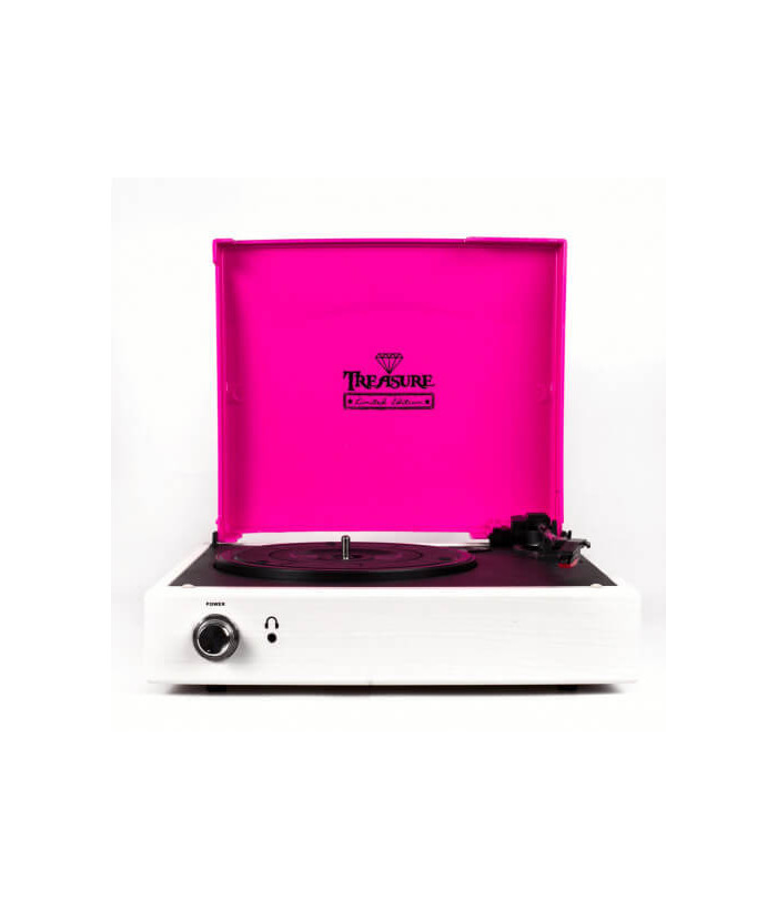 Vitrola Treasure pink white (3)